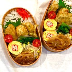 今週のお弁当シリーズと学祭にカヌレ
