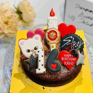 『STRAY KIDS』バースデーケーキと『YAJIRO』さん