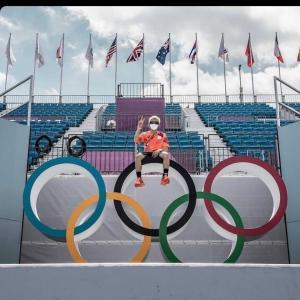 土用の丑とオリンピック『BMX』