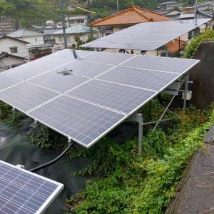 隣の34kW太陽光発電所、残り物には福がある?