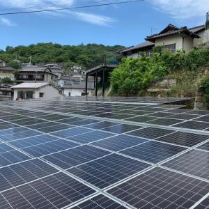 呉・太陽光発電所7号基の発電量実績と西日「反射衛星砲」計画の全貌