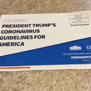ついに新型コロナウイルスの感染者が出た。