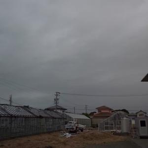 雨降る前に~