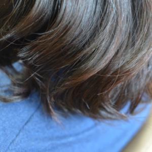 ビビリ修正した髪の毛ってあとは切るしかないのかな? そんな時ばかりではないですよぅ