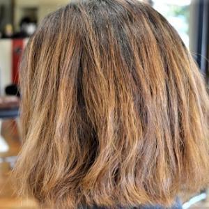 多毛のビビリ癖毛さんが劇的に可愛くなった方法とは…