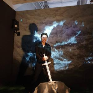 Xcalibur 2019 BackStage 샤더왕