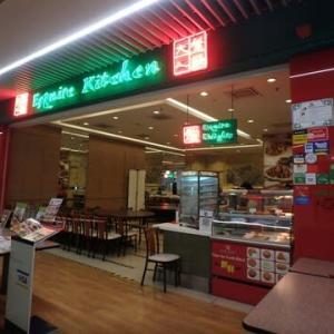 エスカイヤーキッチン・マレーシアの麺が好き。時と場合によってだけど好き。