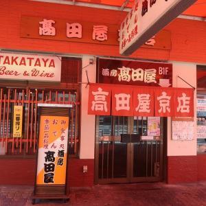 兵庫・新開地「高田屋・京店」おでん(ねぎま、すじ)