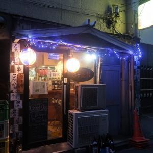 淡路町・小川町・新御茶ノ水「立ち飲み処・goodone」牛すじ煮込み