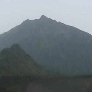 【北海道】夏のニペソツ山 撤退登山