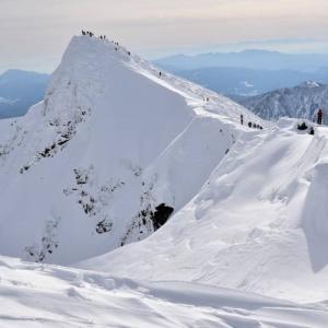 【登山】冬の谷川岳 行列ができる人気の雪山へ
