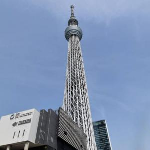 スカイツリーと東京タワー 都会と下町を巡るサイクリング