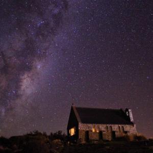 【ニュージーランド】テカポ 美しい湖と満天の星空