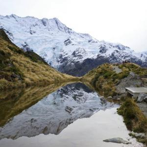 【ニュージーランド】マウントクック セアリーターンズトラック登山