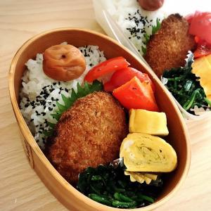 今日のお弁当 出来合い(^◇^;)