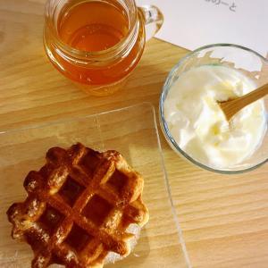 後味さっぱりのハチミツ♪これからの季節にちょうどいい