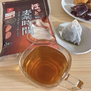 ほっと一杯麦茶時間♪