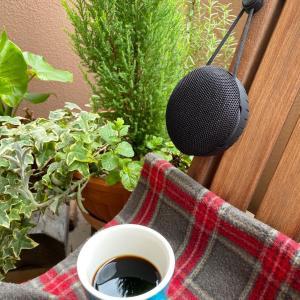 防水スピーカー、お風呂でお庭でキッチンで♫