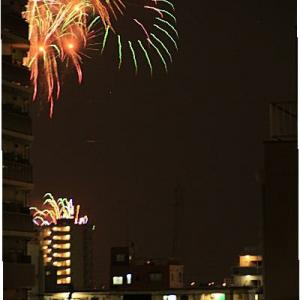 2012. 江東の花火