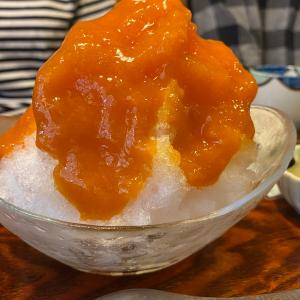 ひと皿の、かき氷に、京都プライド