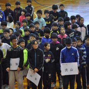 第19回富里市小学生ハンドボール大会の写真