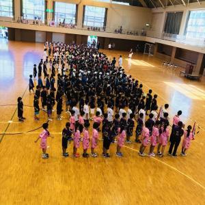 平成30年度東山梨スポーツ少年団交流大会の写真