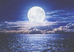 7月24日の満月は一人の時間を持ってみる✨  超良好な休息