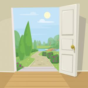 人生の転機を迎えている方へ  最高に豊かな扉を開こう♪