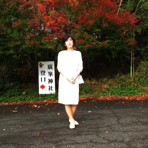 広峰神社の紅葉