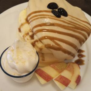☆茶香のふわふわパンケーキ☆