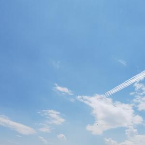◇ブルーインパルス飛行◇