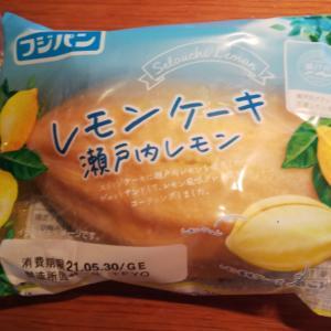 ☆レモンケーキ風菓子パン」