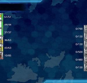 [艦これ]イベントE3終了。ジオン驚異のメカニズムきたーーーーー! #艦これ