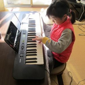 ピアノ教室?