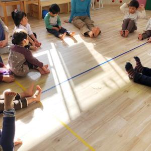 土曜日すくすくクラス in 足育教室