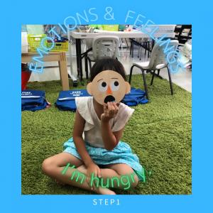 【堺市堺区西区の英語教室】Learning Emotions感情表現