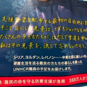 国連UNHCRからの手紙