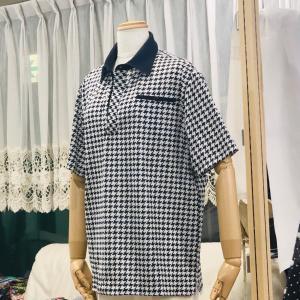 スイス綿ジャージー 紳士ポロシャツ オーダー