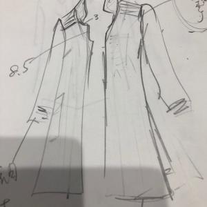 新しい春の上着を作りたいの。って、アラナインレディ