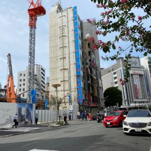 渋谷の開発