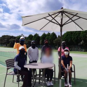 テニスの報告