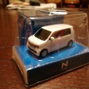 安全点検で新型N-WGNのミニカー貰った!さらに新型N-ONE情報!?