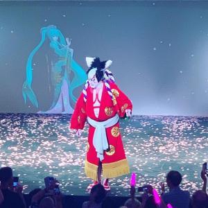 中村獅童×初音ミクの共演!八月南座超歌舞伎