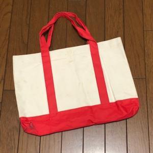 6/14 通学バッグです 2年前くらいまで使っていたことがわかります…