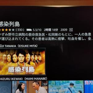 映画「感染列島」をみた。いま日本でおきていることそのもの