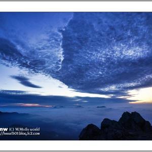 雲上のアート