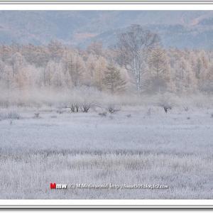 霜降の風景描画