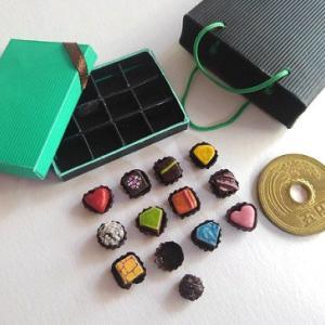 1/6 scale ミニチュア バレンタイン チョコレート 3点ヤフオク出品中!