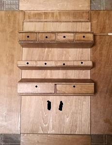 1/6scale オーダー家具製作で対面ではない打合せは難しいなぁ~ミニチュアケーキベースがっ!