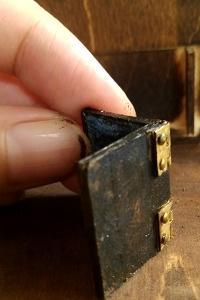 1/6scale アンティーク パン棚製作中~オーダーの小物作りも作りつつ頑張るだ!